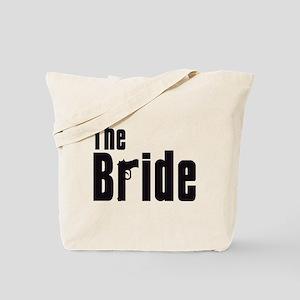 The Bride (Mafia) Tote Bag