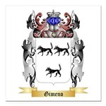 Gimeno Square Car Magnet 3
