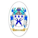 Gilshenan Sticker (Oval)