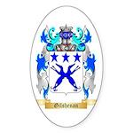 Gilshenan Sticker (Oval 50 pk)