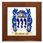 Gilroy Framed Tile