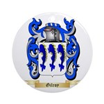 Gilroy Ornament (Round)