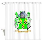 Gilotot Shower Curtain