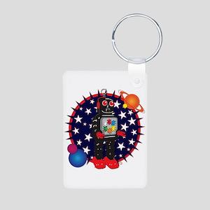Toy Robot 8 Keychains