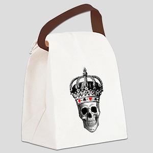 Gambling King Canvas Lunch Bag
