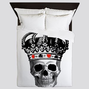 Gambling King Queen Duvet