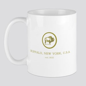 BUFFALO 1832 Mug