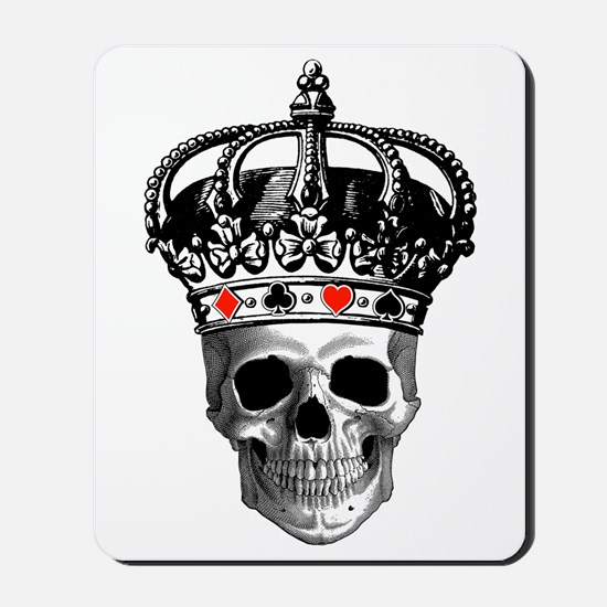 Gambling King Mousepad