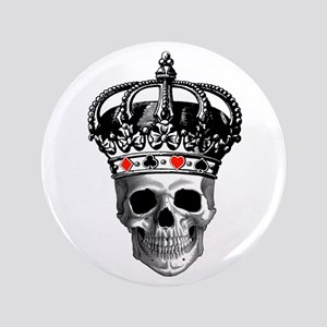 "Gambling King 3.5"" Button"