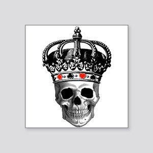Gambling King Sticker