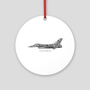 usafTiger01 Ornament (Round)