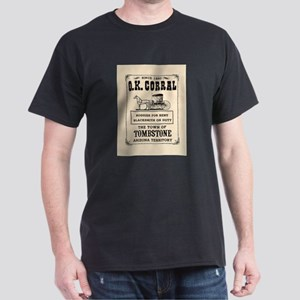 The O.K. Corral Dark T-Shirt