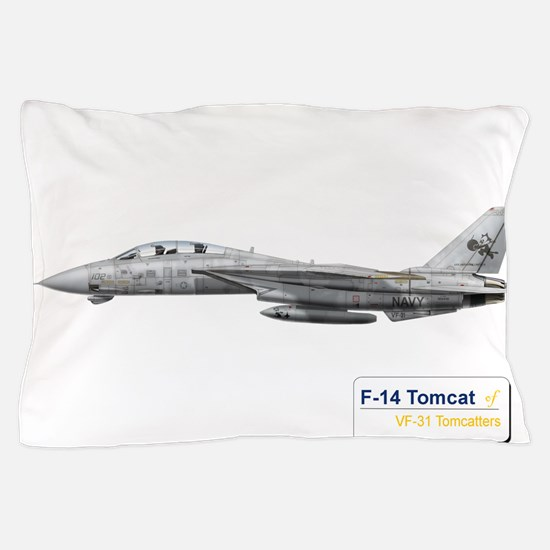 Cool Naval aviation Pillow Case