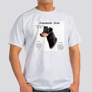 Manchester Terrier Light T-Shirt