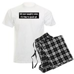 Naughty Voice Pajamas