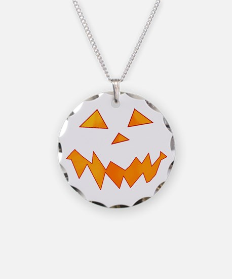 Jack O Laugh Necklace