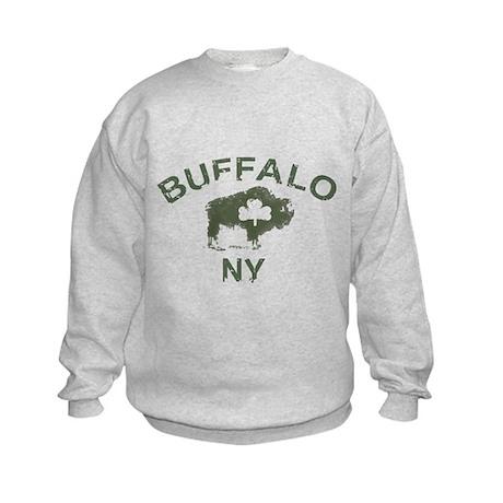 Buffalo Irish Kids Sweatshirt