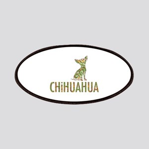 Camo Chihuahua - Patches
