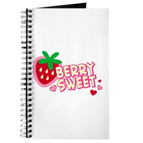 Berry Sweet Journal