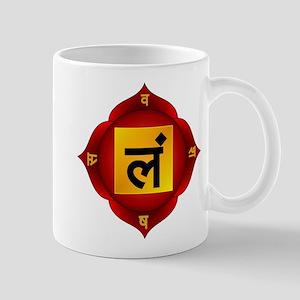 Muladhara Root Chakra Mugs