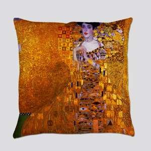 Klimt: Adele Bloch-Bauer I. Master Pillow