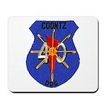 USS COONTZ Mousepad