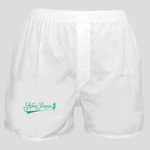 New Jersey State of Mine Boxer Shorts