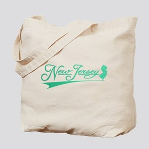 New Jersey State of Mine Tote Bag