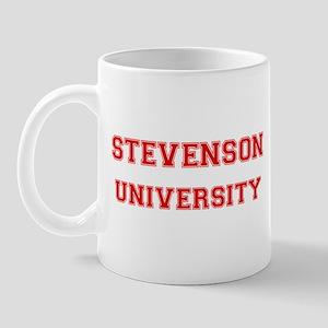 STEVENSON UNIVERSITY Mug