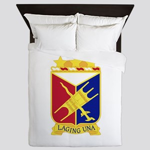 1 Filipino Regiment Queen Duvet