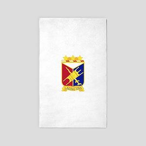 1 Filipino Regiment 3'x5' Area Rug