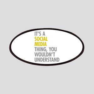 Its A Social Media Thing Patches