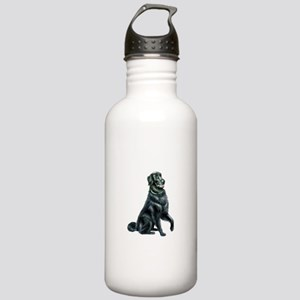 Flat Coated Retriever Stainless Water Bottle 1.0L