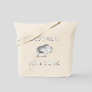Vintage Buffalo Tote Bag