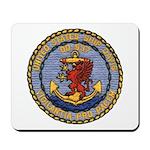 USS DAVIS Mousepad