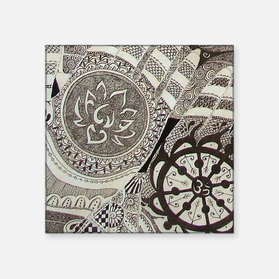 Durga Detail Sticker