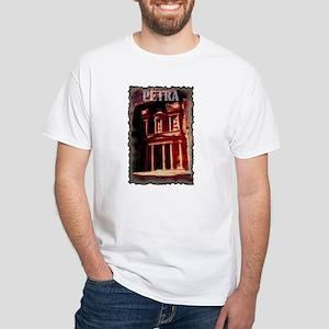 Petra White T-Shirt