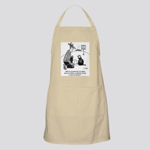 Beaver Cartoon 1640 Apron