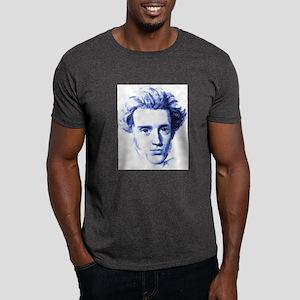 Blue Kierkegaard Dark T-Shirt