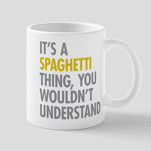 Its A Spaghetti Thing Mug