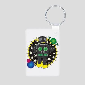 Toy Robot 10 Keychains