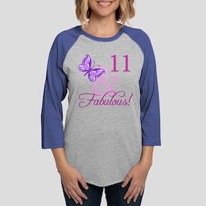 Fabulous 11th Birthday Long Sleeve T-Shirt