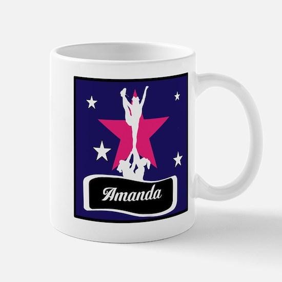 Allstar Cheerleader Mugs