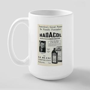 Hadacol Large Mug