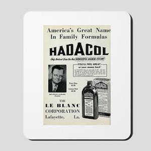 Hadacol Mousepad