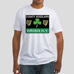 County Woodlawn Fitted T-Shirt