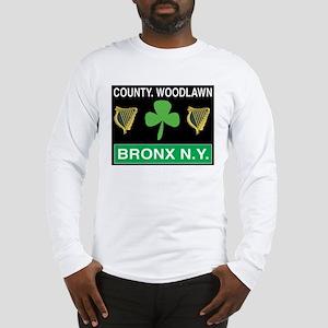 County Woodlawn Long Sleeve T-Shirt
