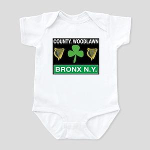 County Woodlawn Infant Bodysuit