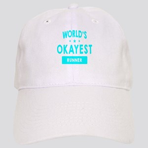 World's Okayest Runner Baseball Cap