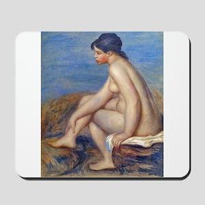 Renoir: The Bather Mousepad